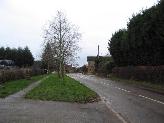 Main street, Drayton