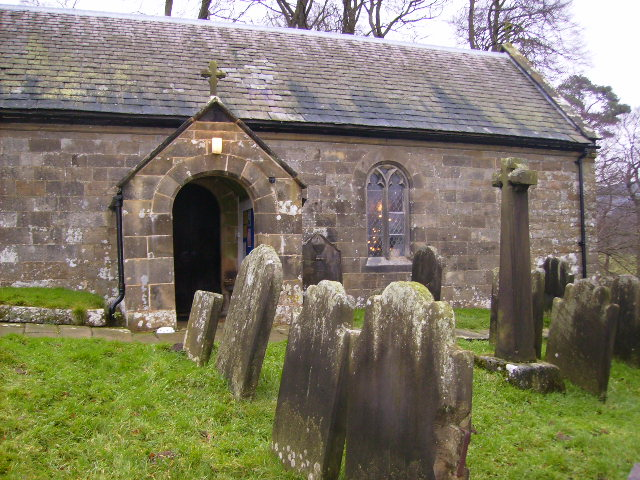 St Nicholas Church in Bransdale