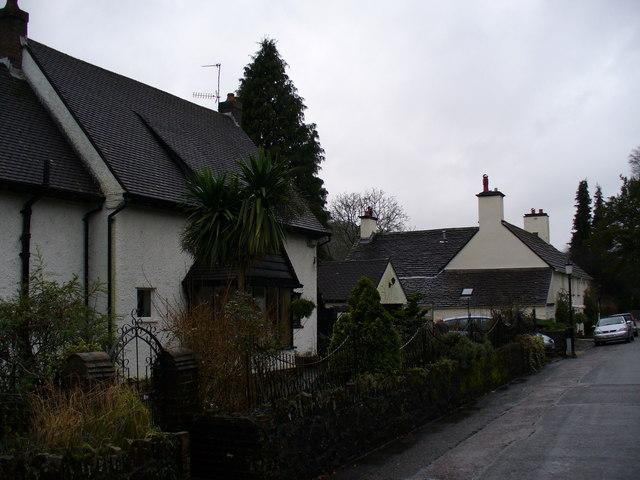 Lower Machen, Residential Village