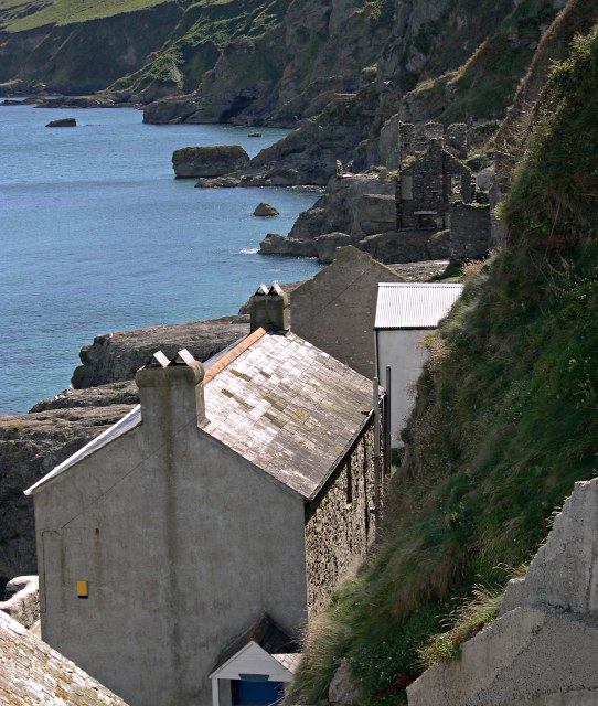 The Ruined Village of Hallsands