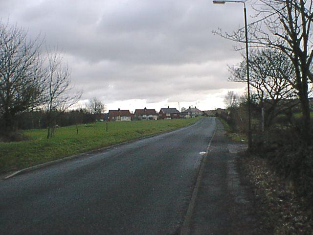 Lower Pilsley - Parkhouse Green
