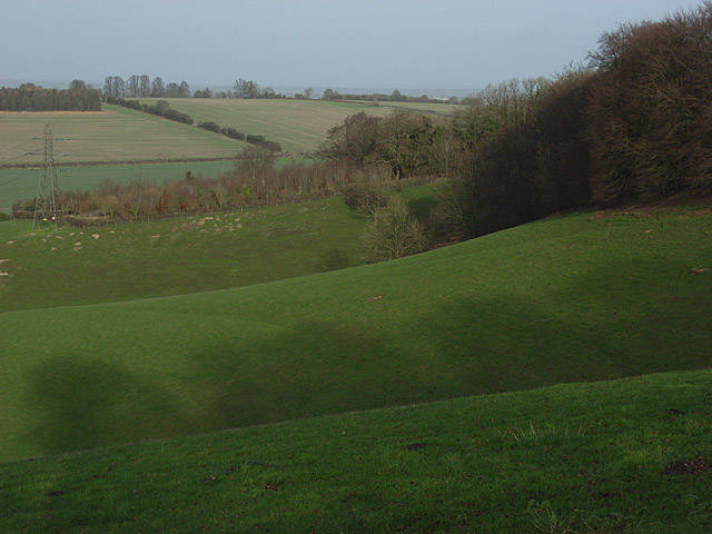 Combe beneath Watership Down