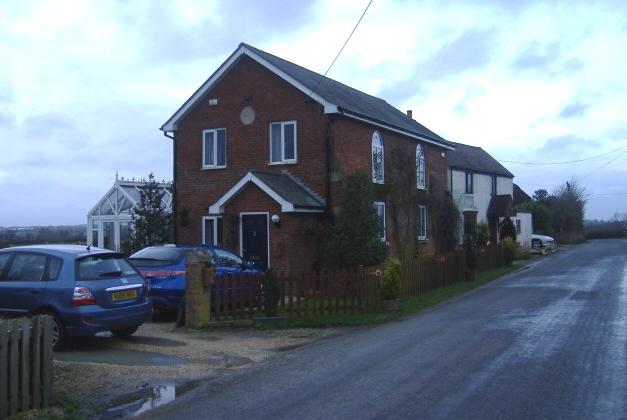 Primitive Methodist chapel, Bushton