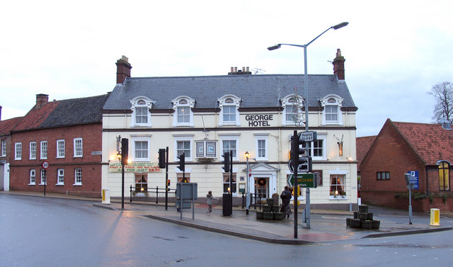 George Hotel Swaffham Telephone Number