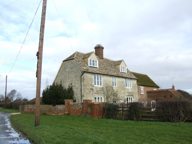 Stone house by Church Farm