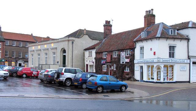 Market Place, Swaffham, Norfolk