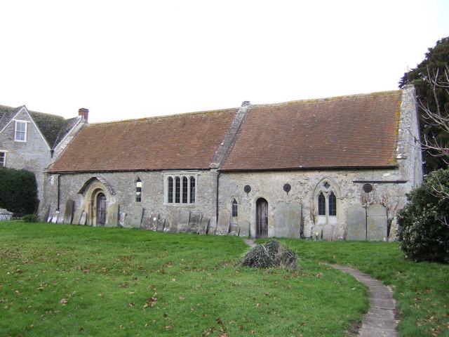 St Georges church, Hatford