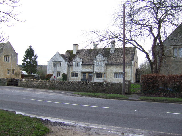 Roadside cottage