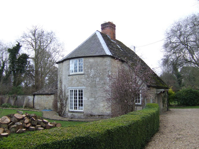 Cottage on the Buscot Estate