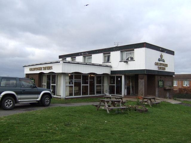 The Goldfinger Tavern