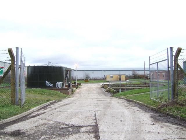 Highworth sewage works