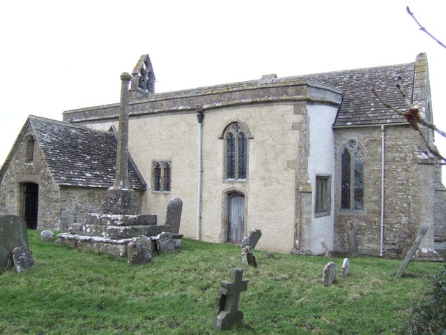 St John the Baptist from the south -east