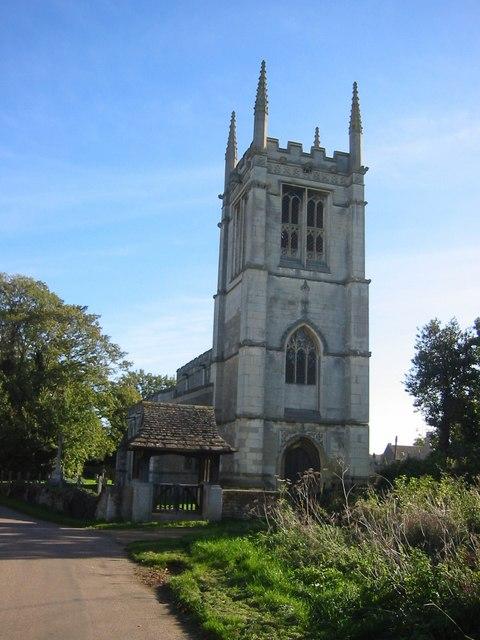 Aldwincle All Saints redundant Church