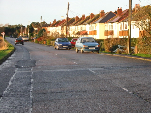 Claremont Terrace, The Street, Woodnesborough.