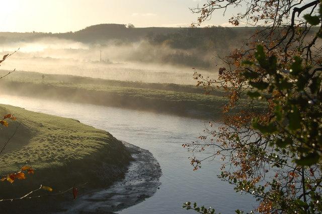 River Torridge near Annery Kiln