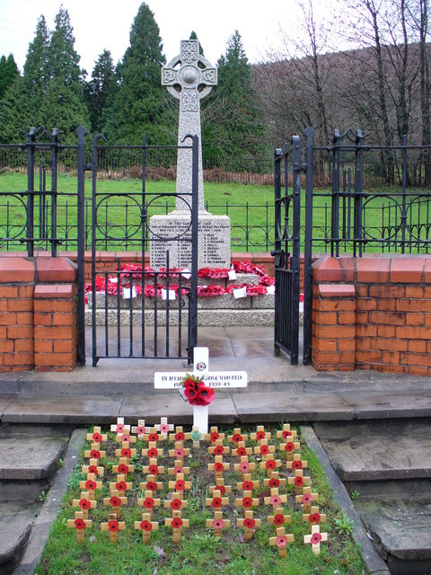 Machen War Memorial