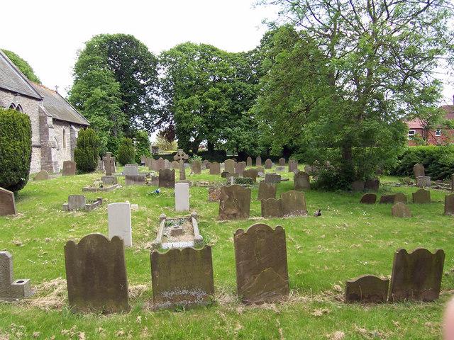 Hibaldstow Churchyard