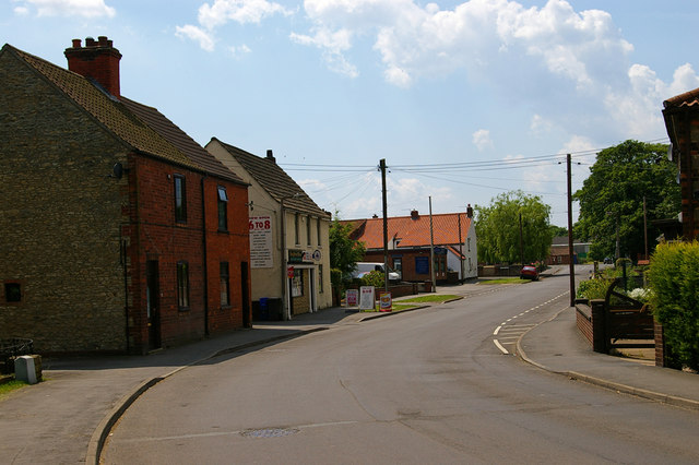 Church Street, Hibaldstow