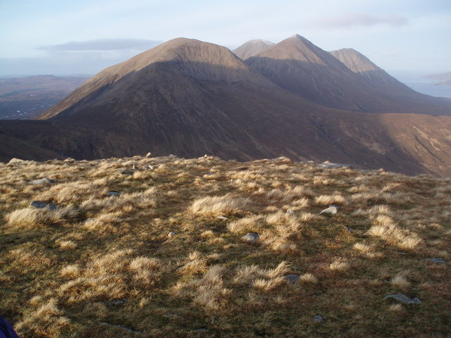 Red Cuillin View