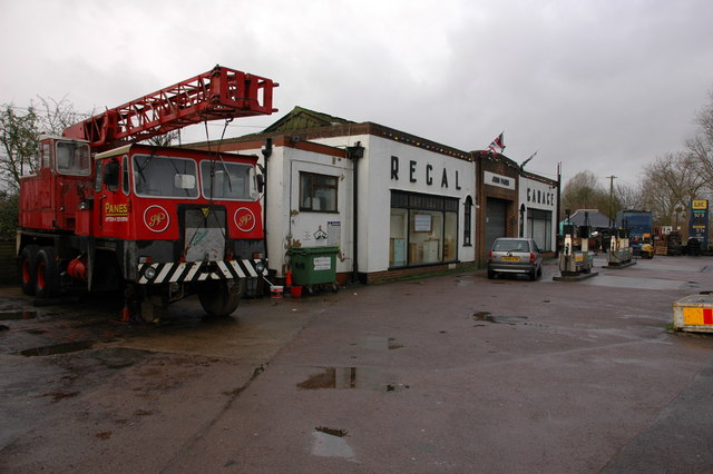 The Regal Garage, Upton upon Severn