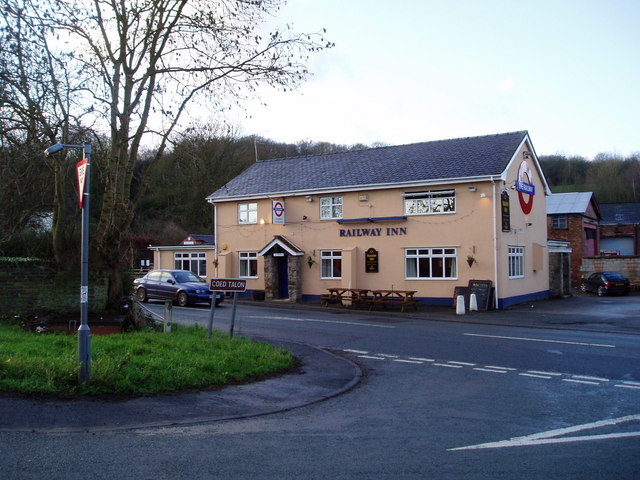 Railway Inn, Pontybodkin