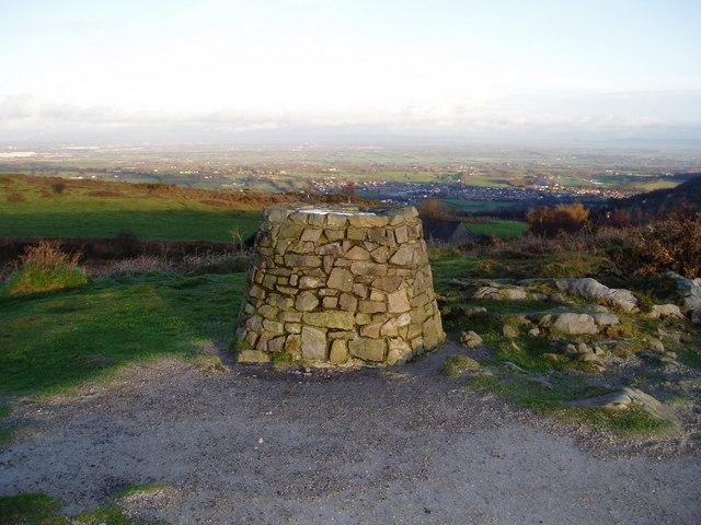 Viewpoint at Waen y Llyn Country Park