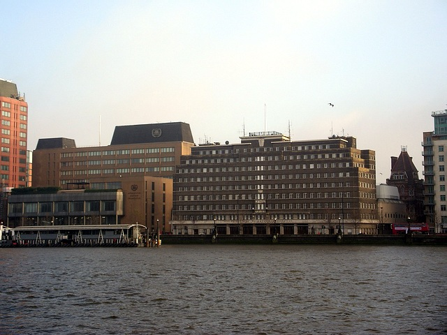 Headquarters on Albert Embankment
