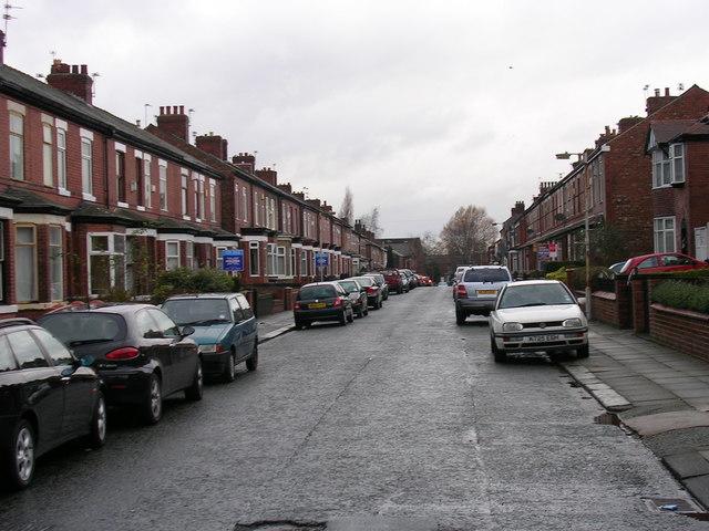 Alexandra Road, Eccles
