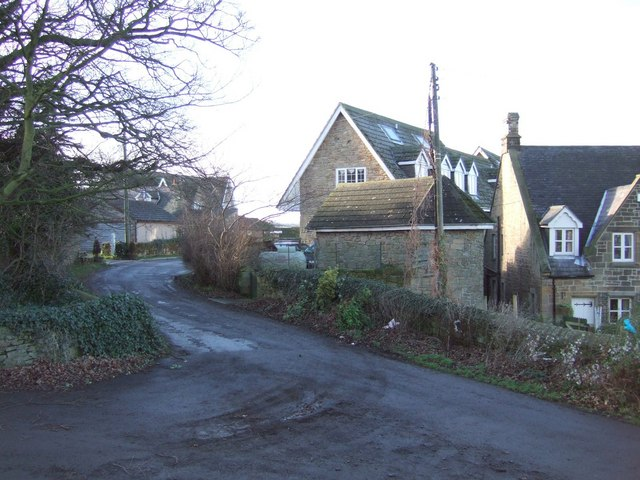 Garth Lane, Widdrington