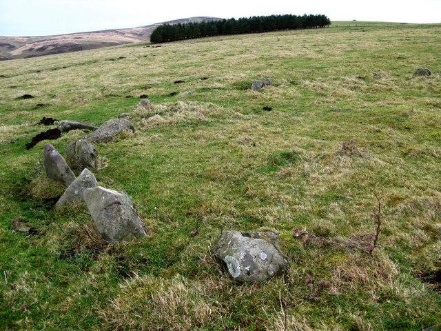 Kingside Hill Stone Circle