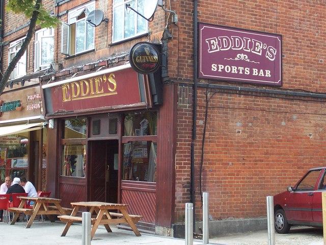 Eddie`s Sports Bar