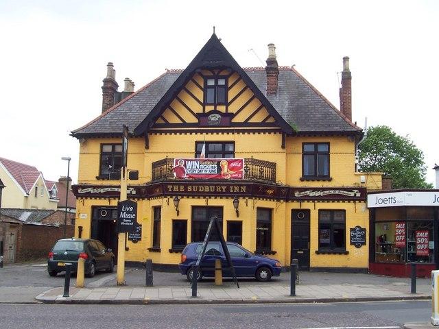The Sudbury Inn