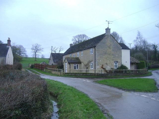 Briar cottage, Rodbourne Bottom
