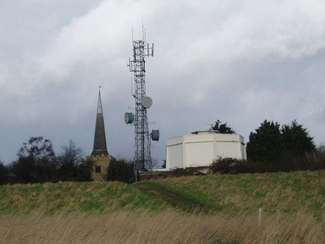 Communications Mast - Danbury