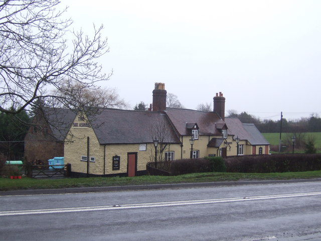 The Six Ashes Inn,  Six Ashes