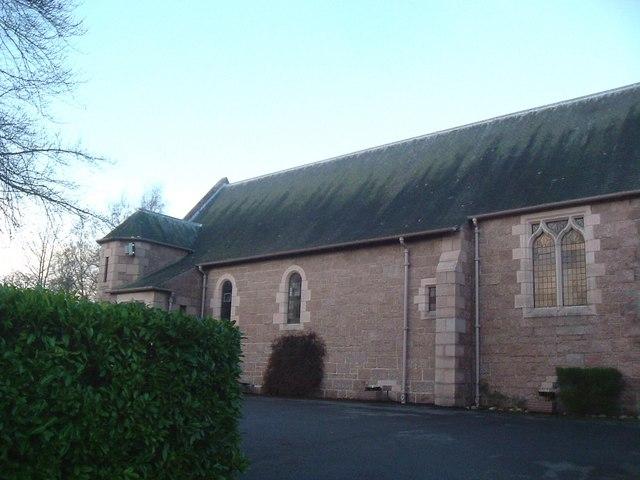 St Columba's church, Banchory