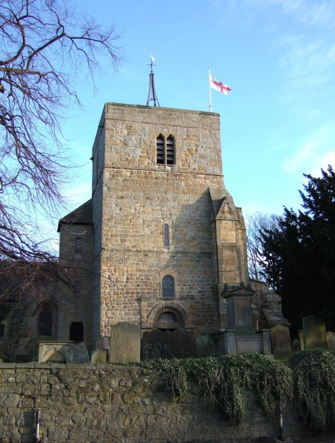 Church of St Mary the Virgin, Ponteland