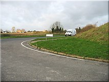 TR2958 : Junction of Weddington Lane with the A257. by Nick Smith