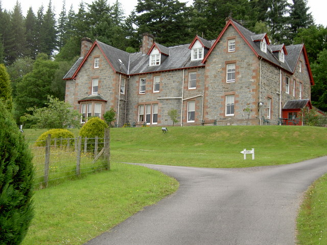 Inchnacardoch Lodge Hotel