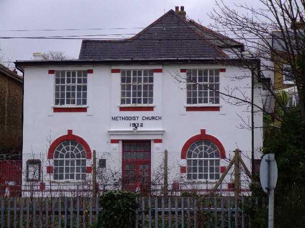 Leigh Methodist Church