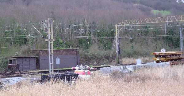Railway junk