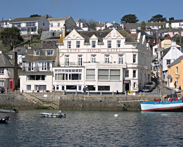 The Harbourside at St Mawes