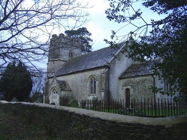Easton Gray parish church