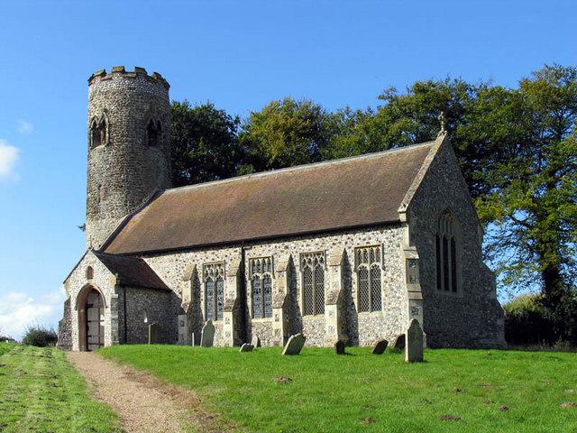 St Mary, Bessingham, Norfolk