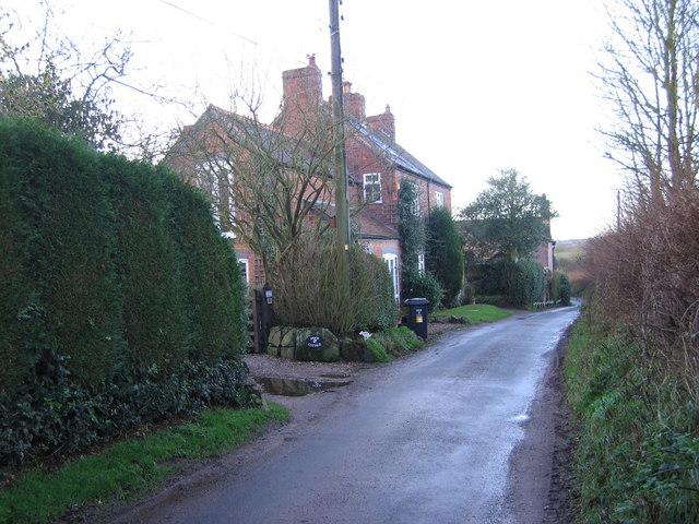 Moor Cottage Moor Lane, Footherley