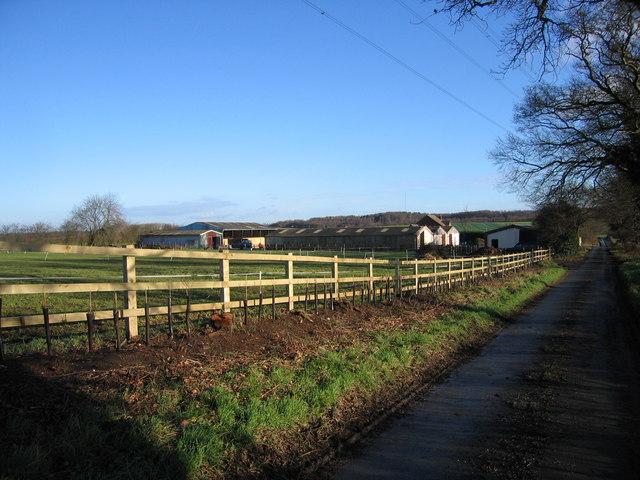Oak Farm Green Barns Lane, Weeford
