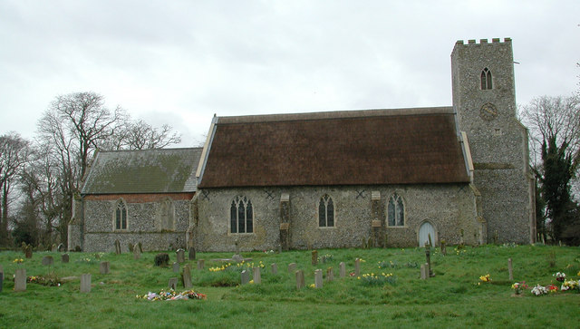 St Margaret, Paston, Norfolk