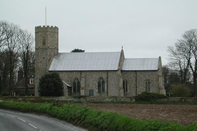 St Michael, Sidestrand, Norfolk