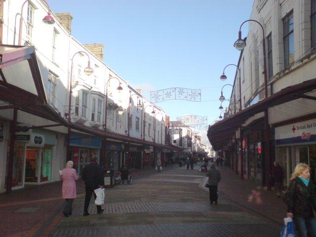 Stepney Street (Recreated)