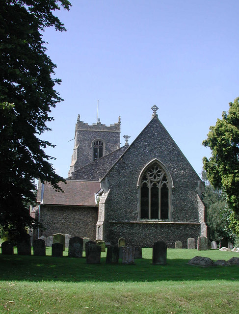 St Peter & St Paul, Scarning, Norfolk